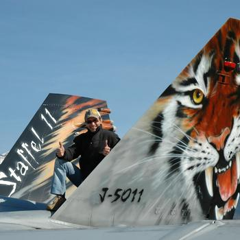 NATO Tiger Meet Awards – for Best Painted Aircraft