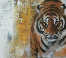 Tiger gelb